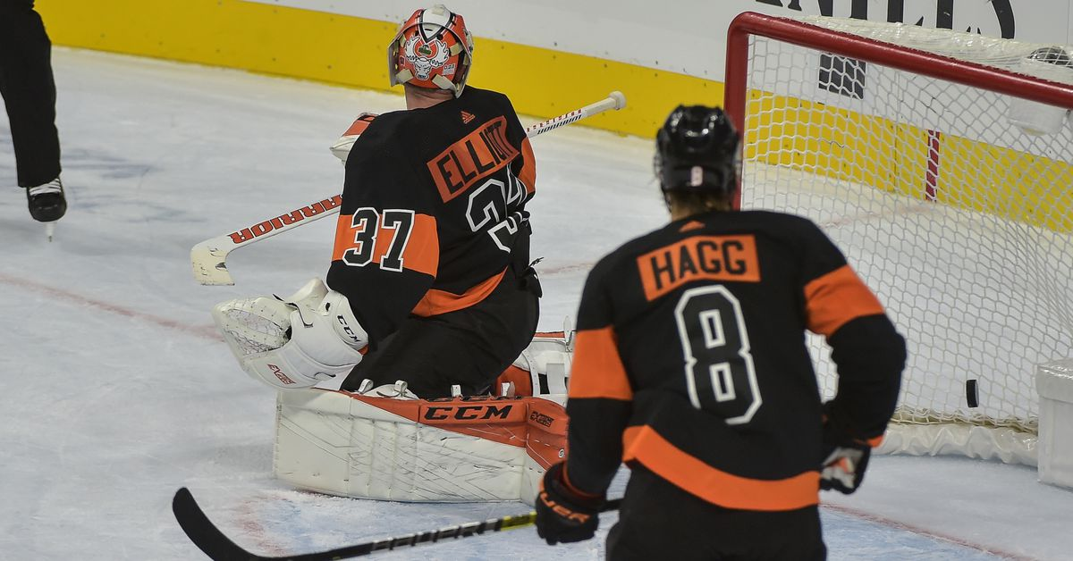 These Flyers are historically bad at giving up the first goal