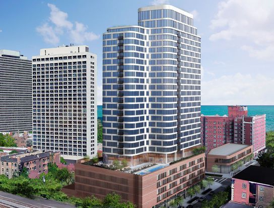 27 Story Apartment Proposal Looks To Make Its Mark On Hyde