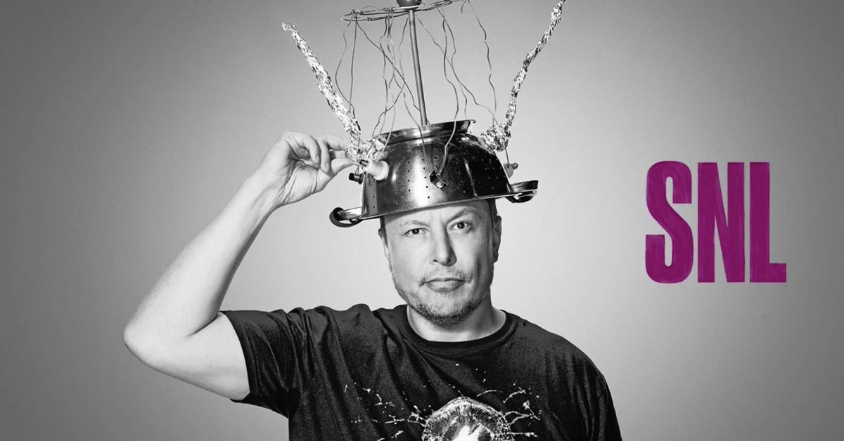 Elon's SNL monologue poked fun at his public persona