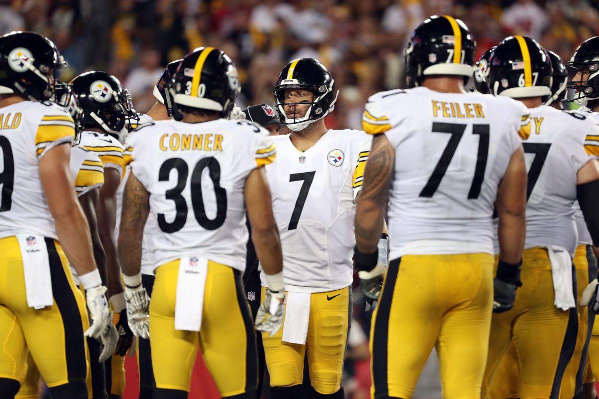 NFL: Pittsburgh Steelers at Tampa Bay Buccaneers