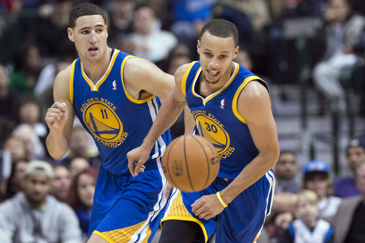 Try as he might, Stephen Curry just couldn't lift the Golden State Warriors to victory on Wednesday night.