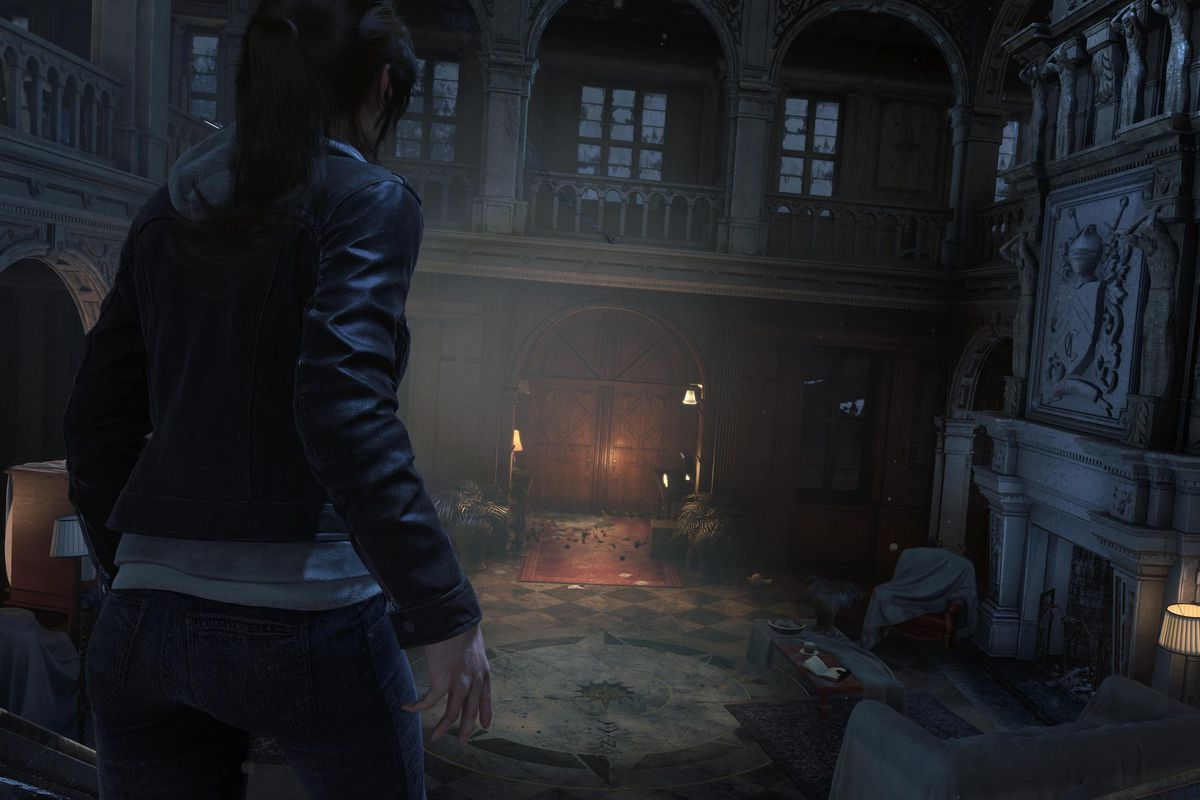Rise Of The Tomb Raider S Newest Dlc Brings In Gone Home Zombies And Vr Polygon