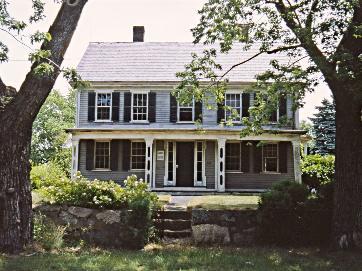 The Westwood House