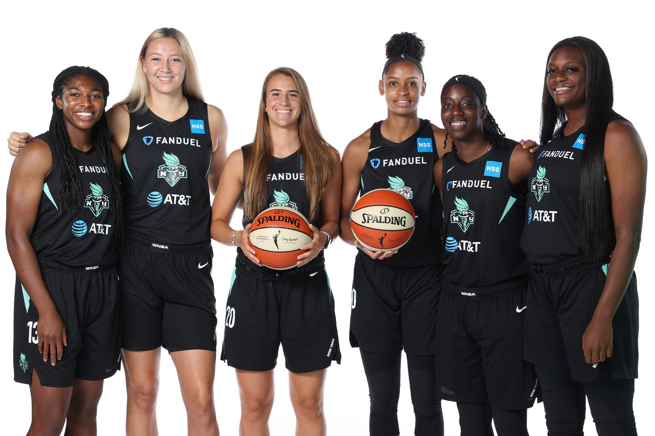 2020 New York Liberty Media Day