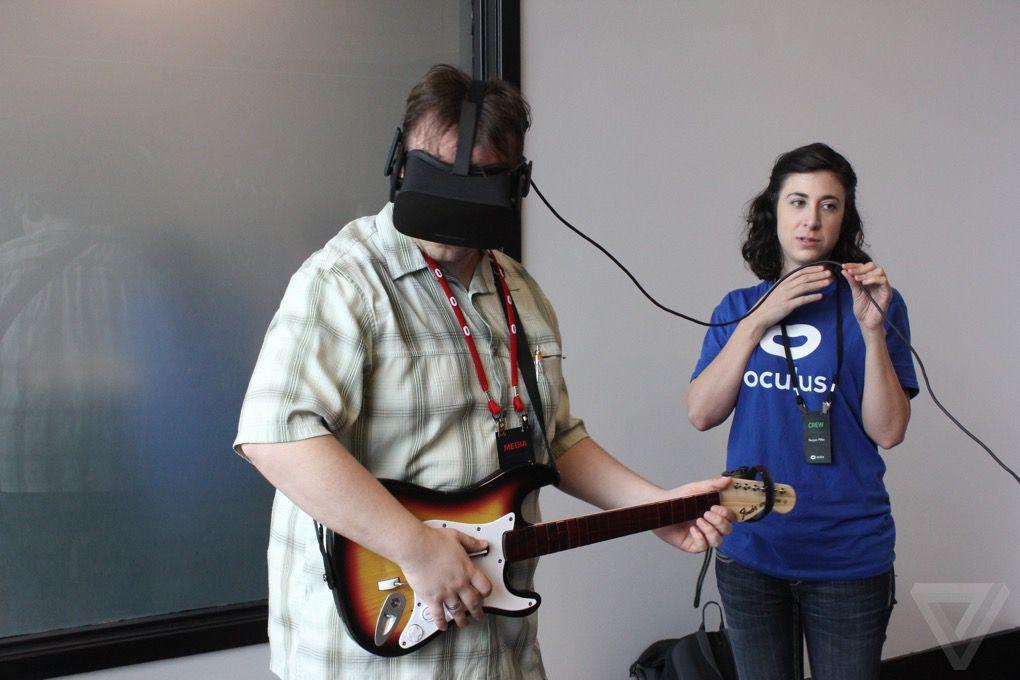 Rock Band VR Embargo 3/16