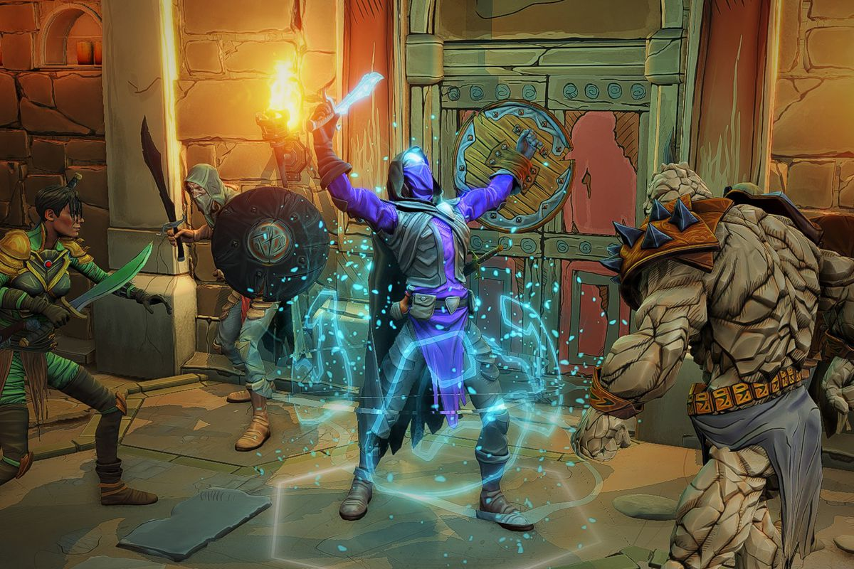 Gloomhaven's PC version of the popular tabletop game needs