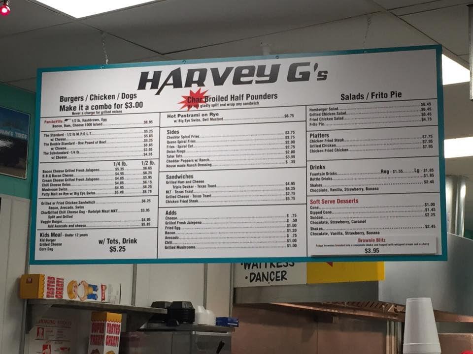Harvey G's