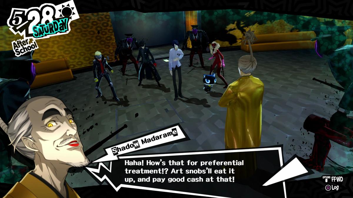 Persona 5 guide: Madarame's Palace walkthrough - Polygon