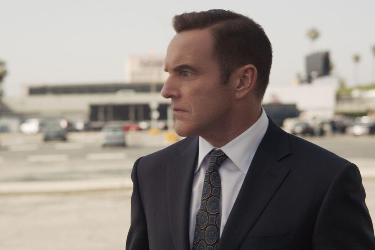 Clark Gregg as young Agent Coulson in Captain Marvel (2019) Marvel  Studios Disney a1e3a55e32af
