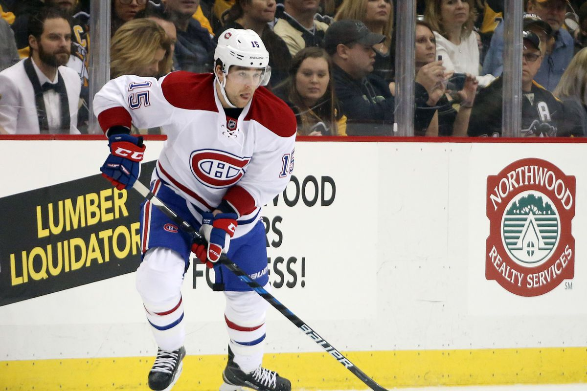 NHL: Montreal Canadiens at Pittsburgh Penguins