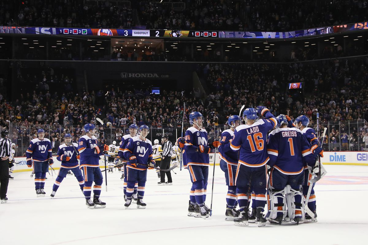 New York Islanders News: Belmont arena is happening, we're pretty sure