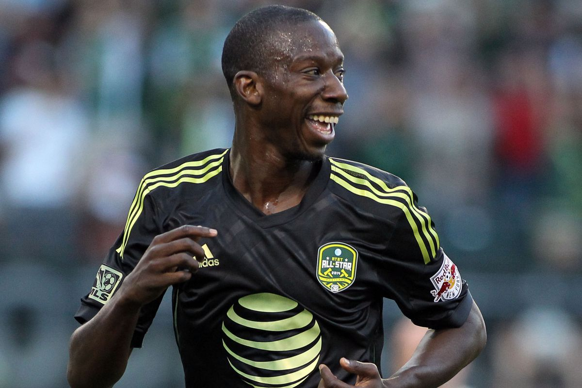 Bradley Wright-Phillips: A rare example of an Englishman abroad. Photo credit