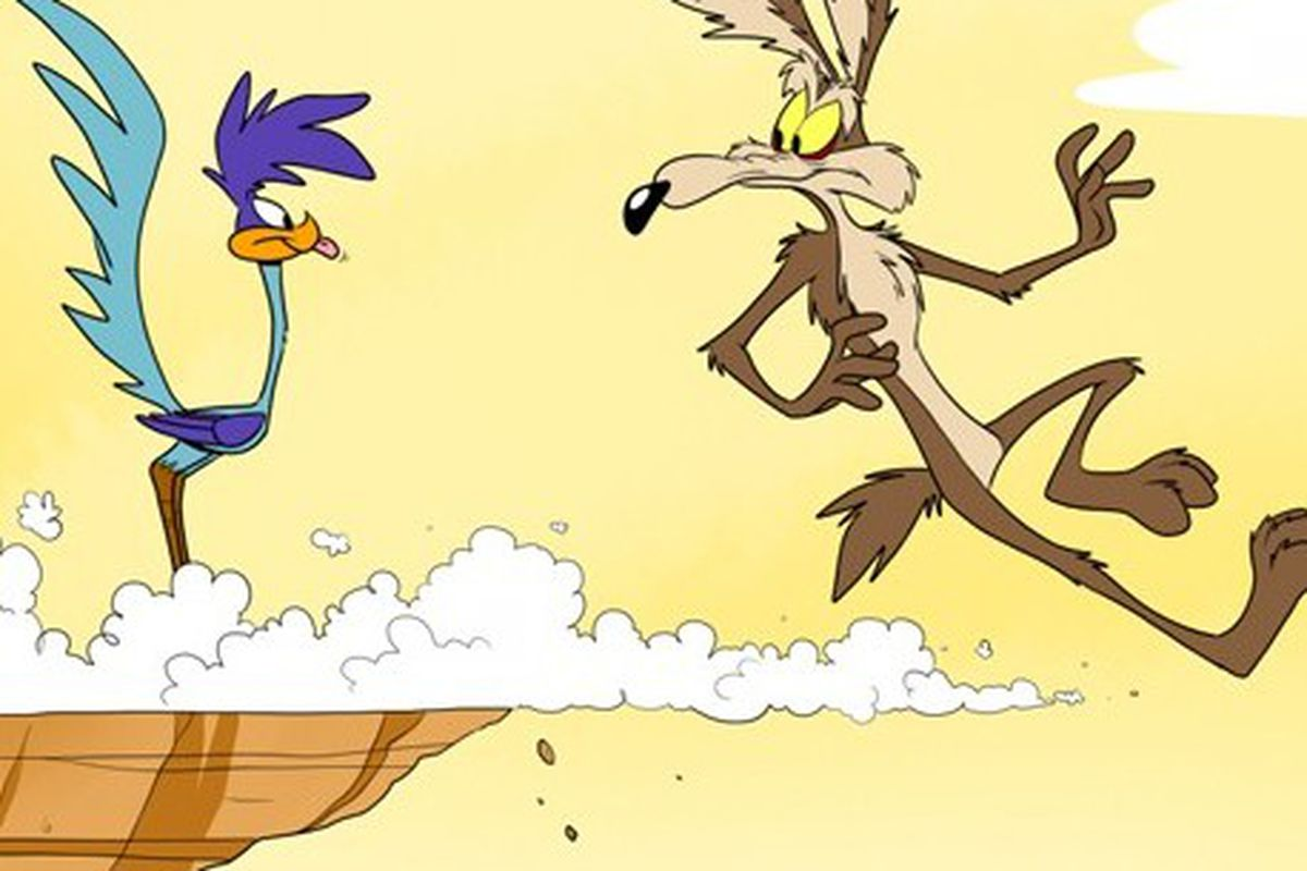 Rule #1: the Road Runner cannot harm the coyote.