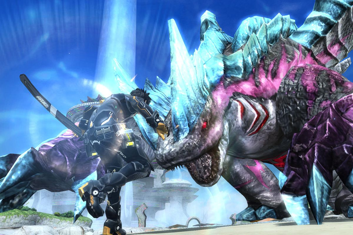 Phantasy Star Online 2 coming to PlayStation 4 in 2016 ...