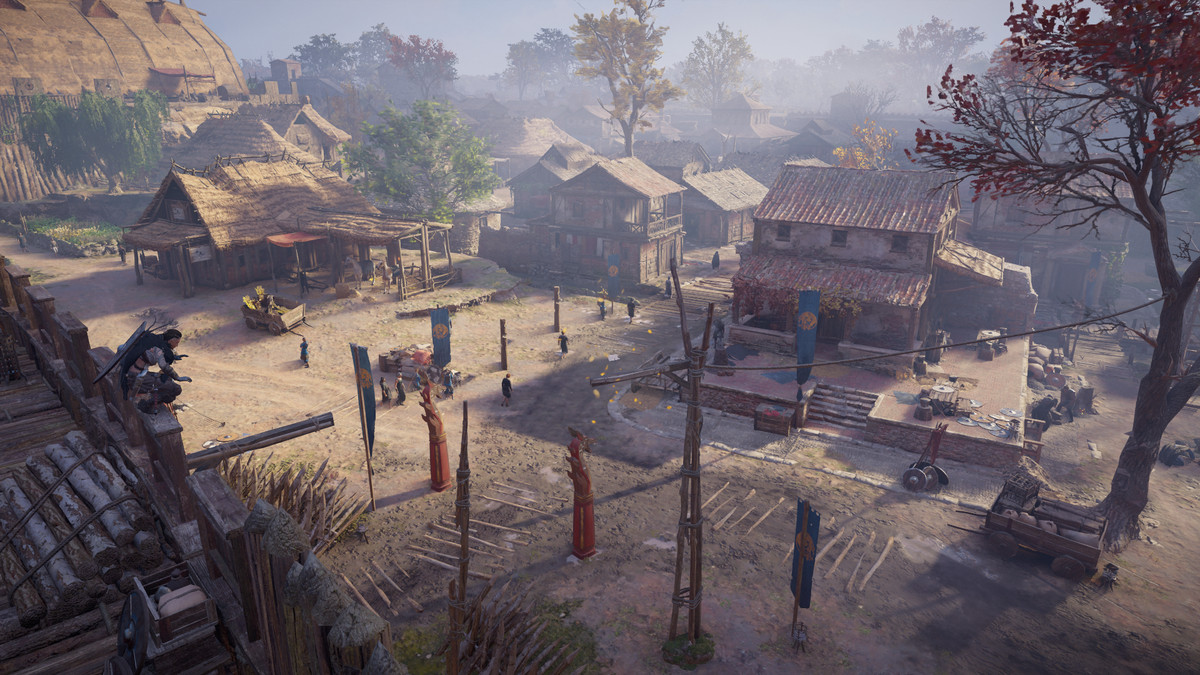 Assassin's Creed Valhalla East Anglia Artifacts locations map