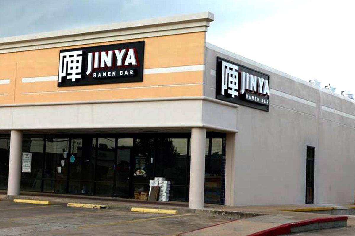 Upcoming Jinya Ramen in Webster