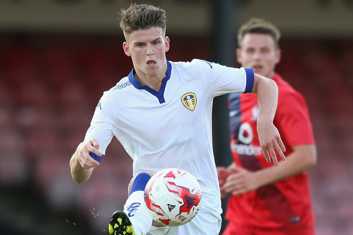 Byram is hoping to stay at Elland Road.