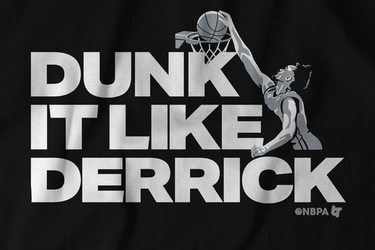 Derrick White's dunk heard all over Texas