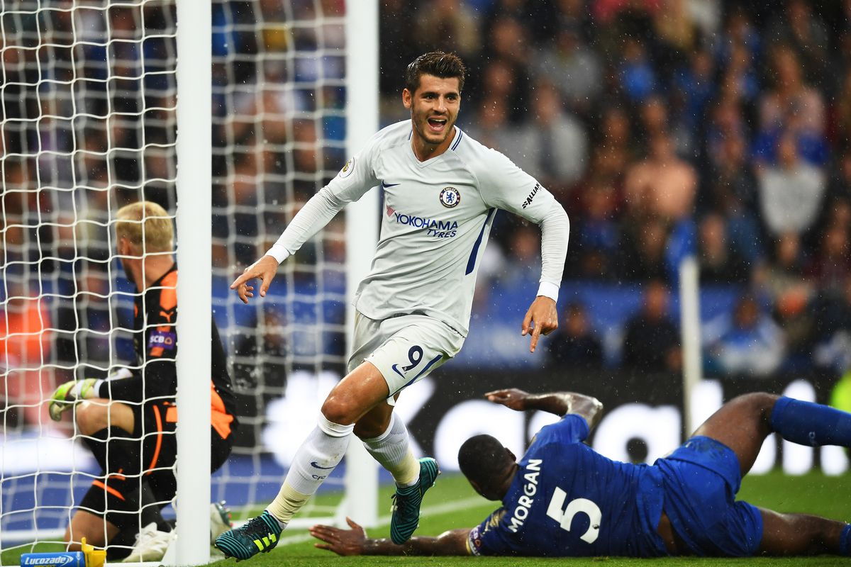 Alvaro Morata explains why he joined Chelsea instead of Manchester United