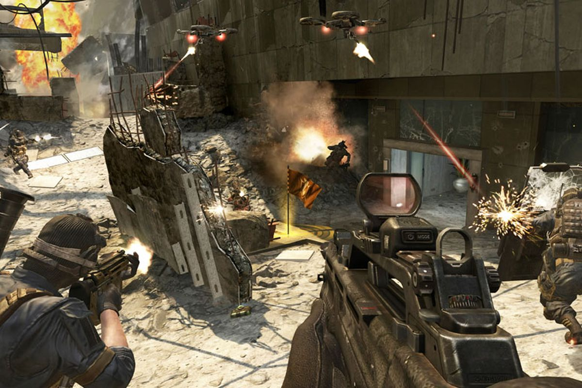 Black Ops 2 Developer Threatened Over Weapon Changes Polygon