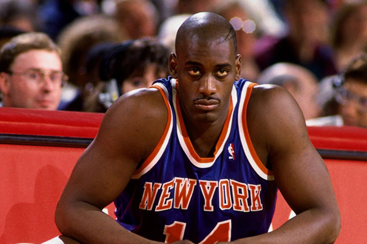 separation shoes 89588 10f0e Rest In Peace to Former Knicks and Hornets' Forward Anthony ...