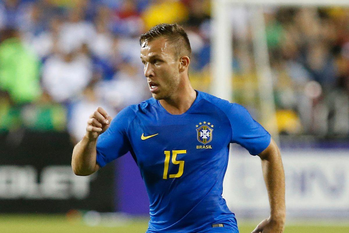 Soccer: International Friendly Soccer-El Salvador at Brazil