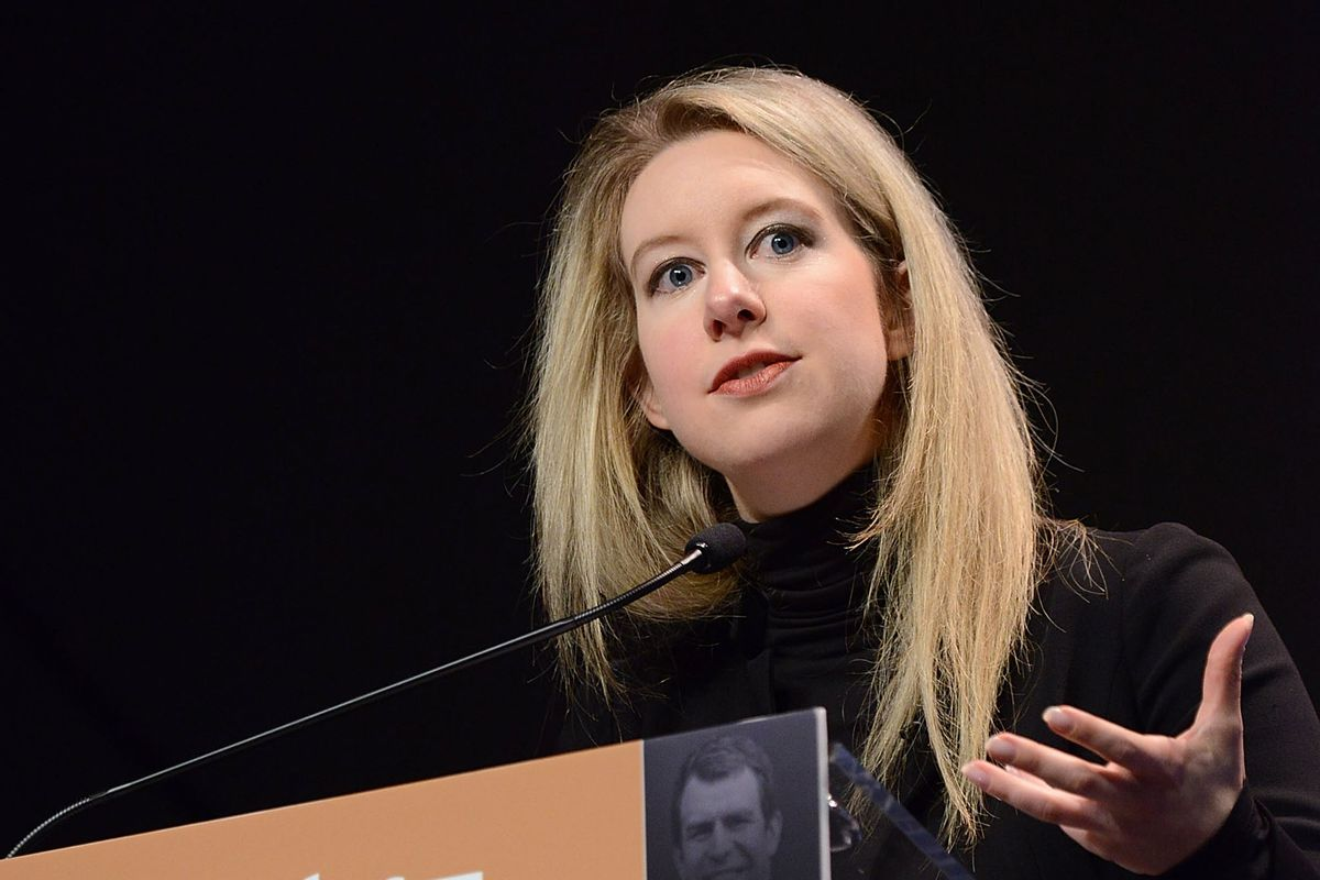 Elizabeth Holmes has been compared to Steve Jobs, but Apple didn't wait 10 years to introduce its first PC.