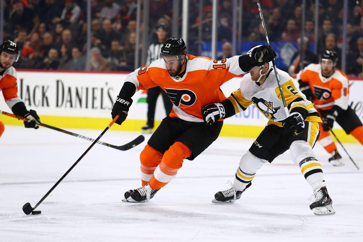 NHL: JAN 21 Penguins at Flyers