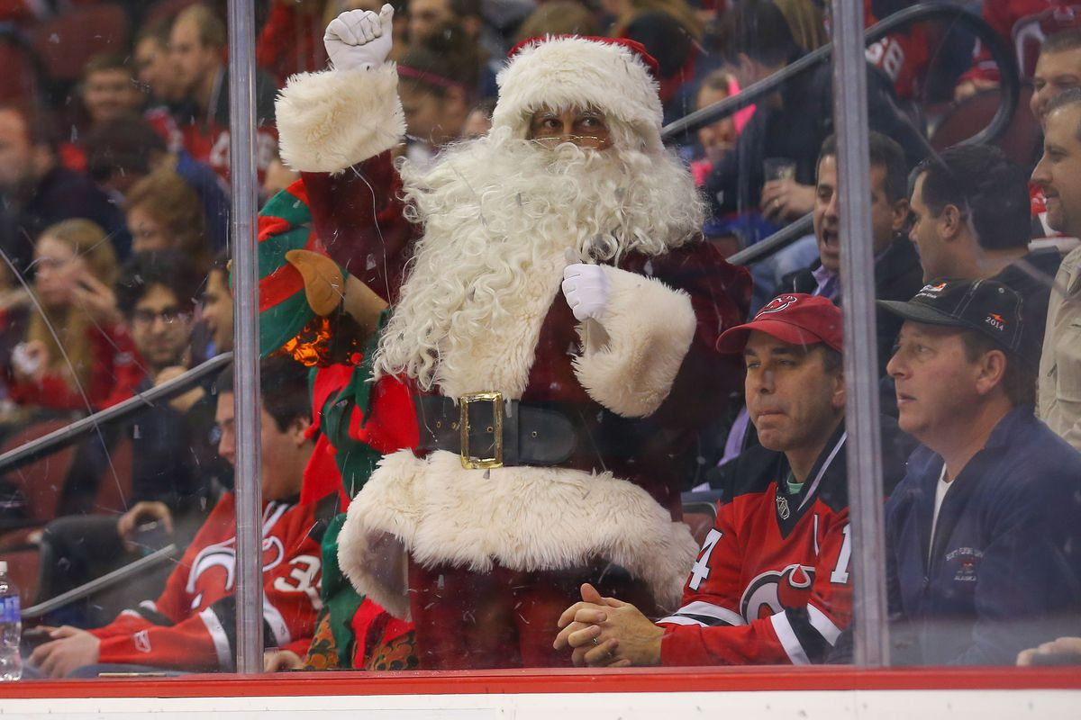 While an important Christmas figure, this man actually plays no role in our story.