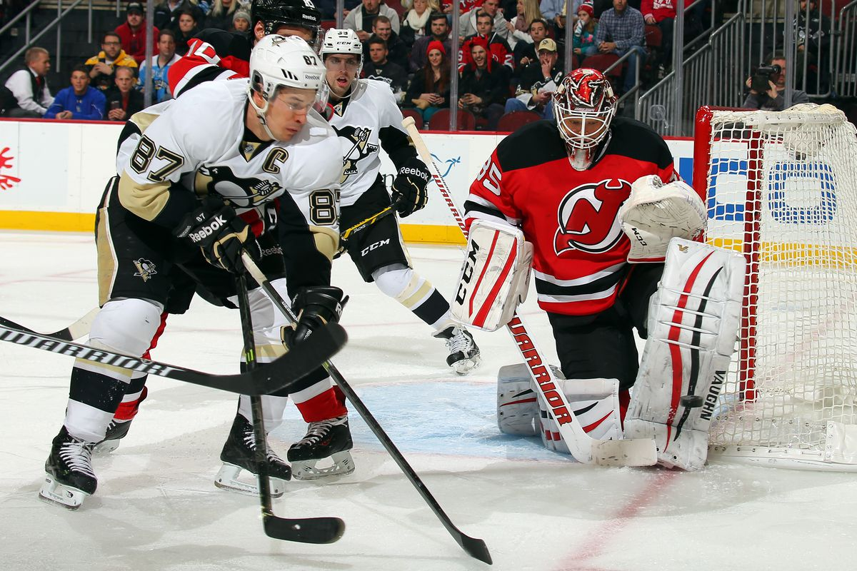 5dbb62859 New Jersey Devils vs. Pittsburgh Penguins  Game Preview  70 - All ...