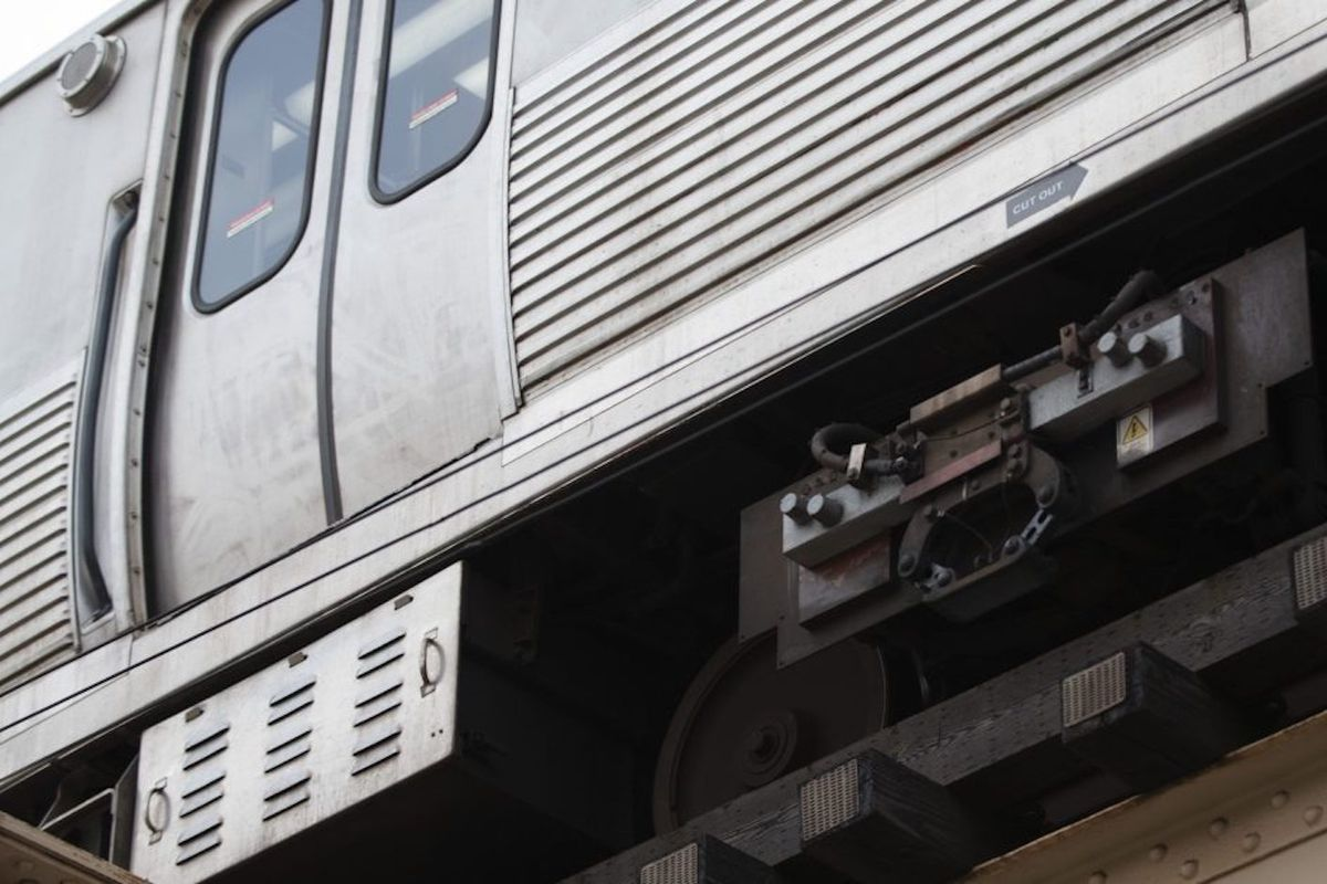 Two people were charged in an accidental shooting April 9, 2020, on a Red Line train in Lake View.