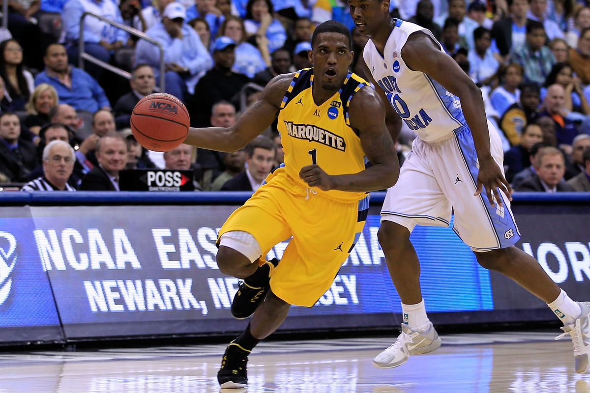 DJO is one of seven former Golden Eagles signed up to play in this year's Basketball Tournament.