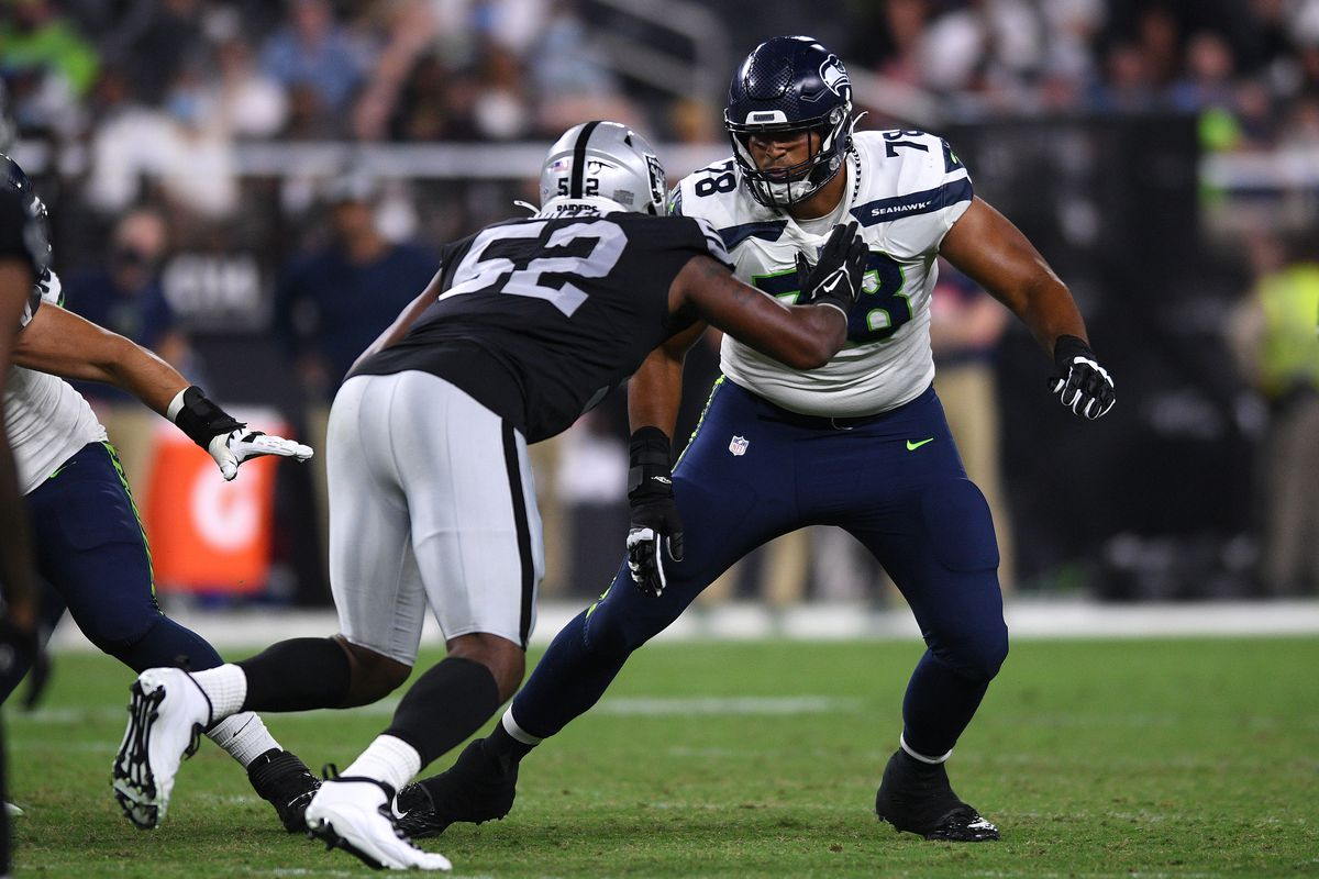 NFL: Seattle Seahawks at Las Vegas Raiders