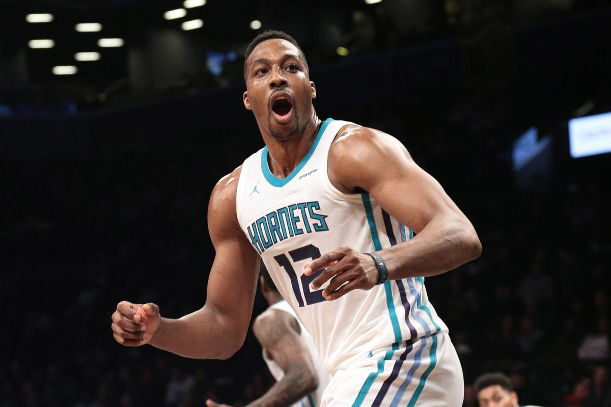 16dc17f71ba Diving into Dwight Howard's impact in his first season with the Hornets