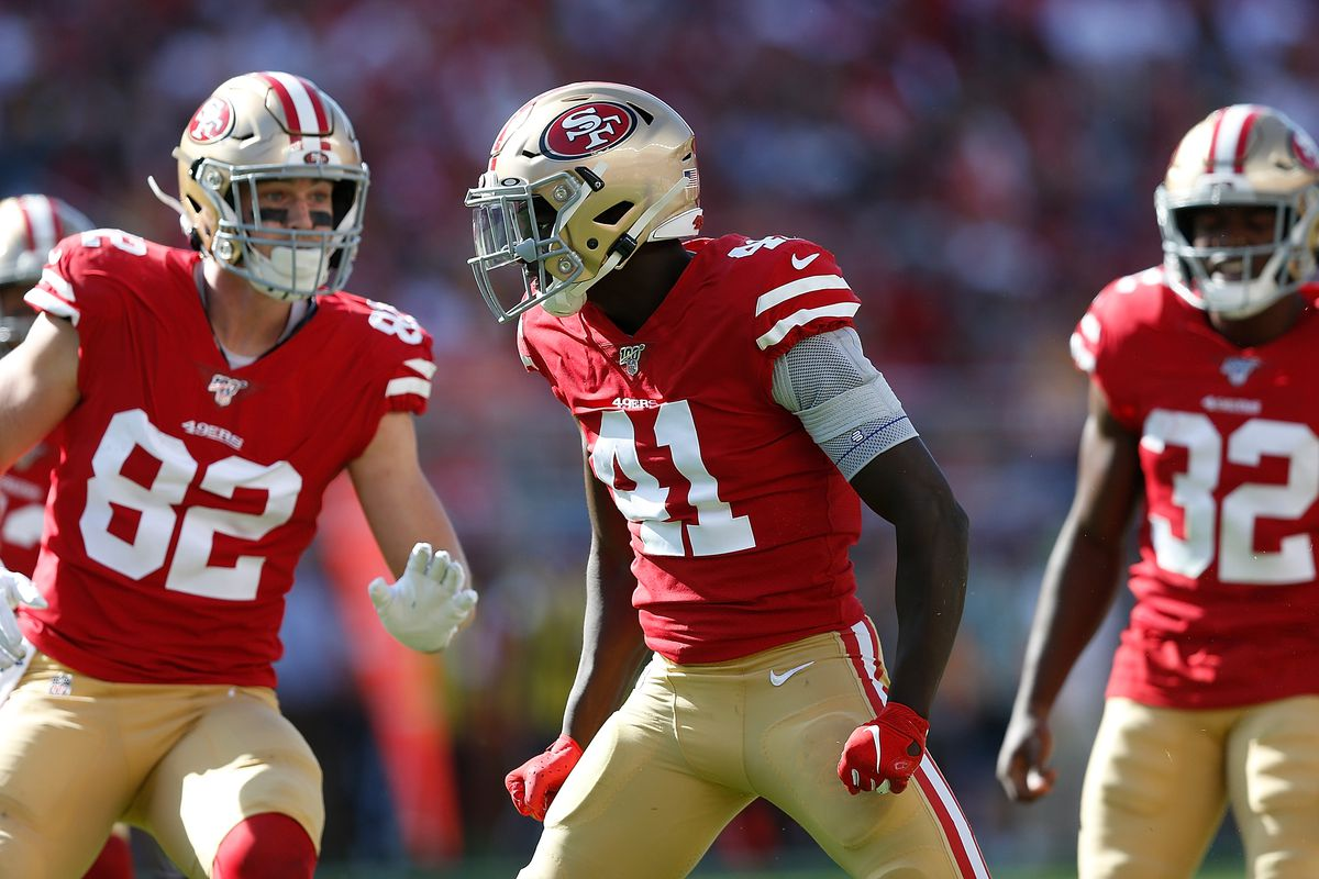 Five 49ers To Watch Against The Browns Niners Nation