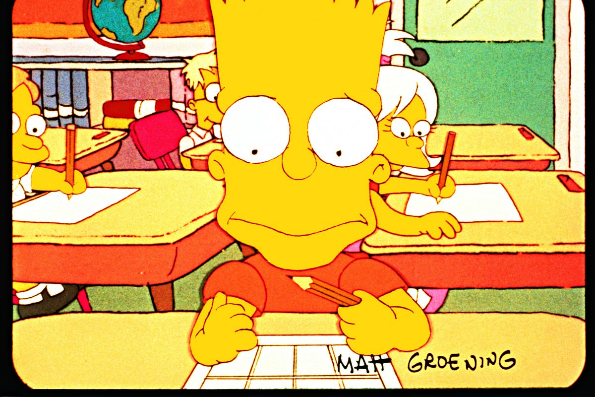 Reruns of The Simpsons are helping FXX establish a ratings foothold.