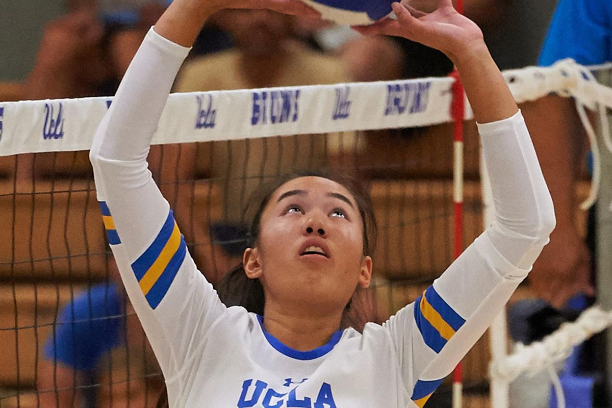ucla women s volleyball visits utah after being swept by southern