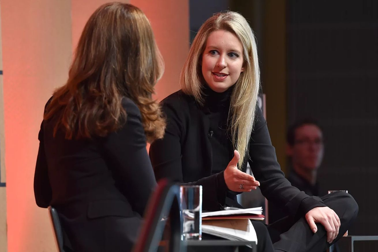 theranos and ceo elizabeth holmes charged by the sec with defrauding investors