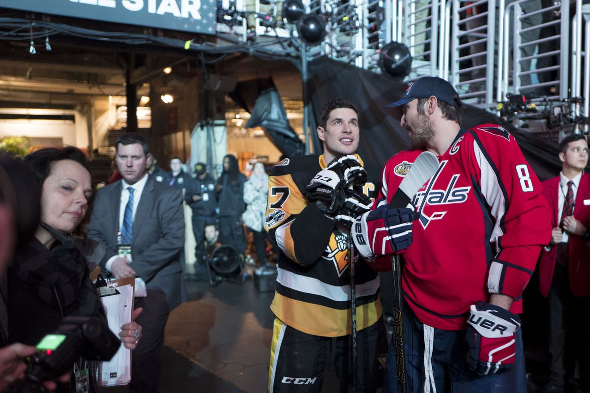 NHL: NHL All Star Game-Skills Competition