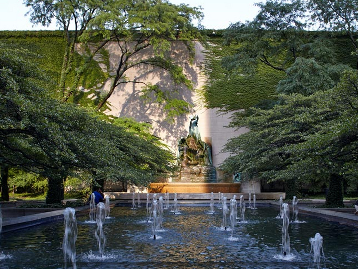 16 Of Chicago's Greatest Secret Gardens And Park Spaces