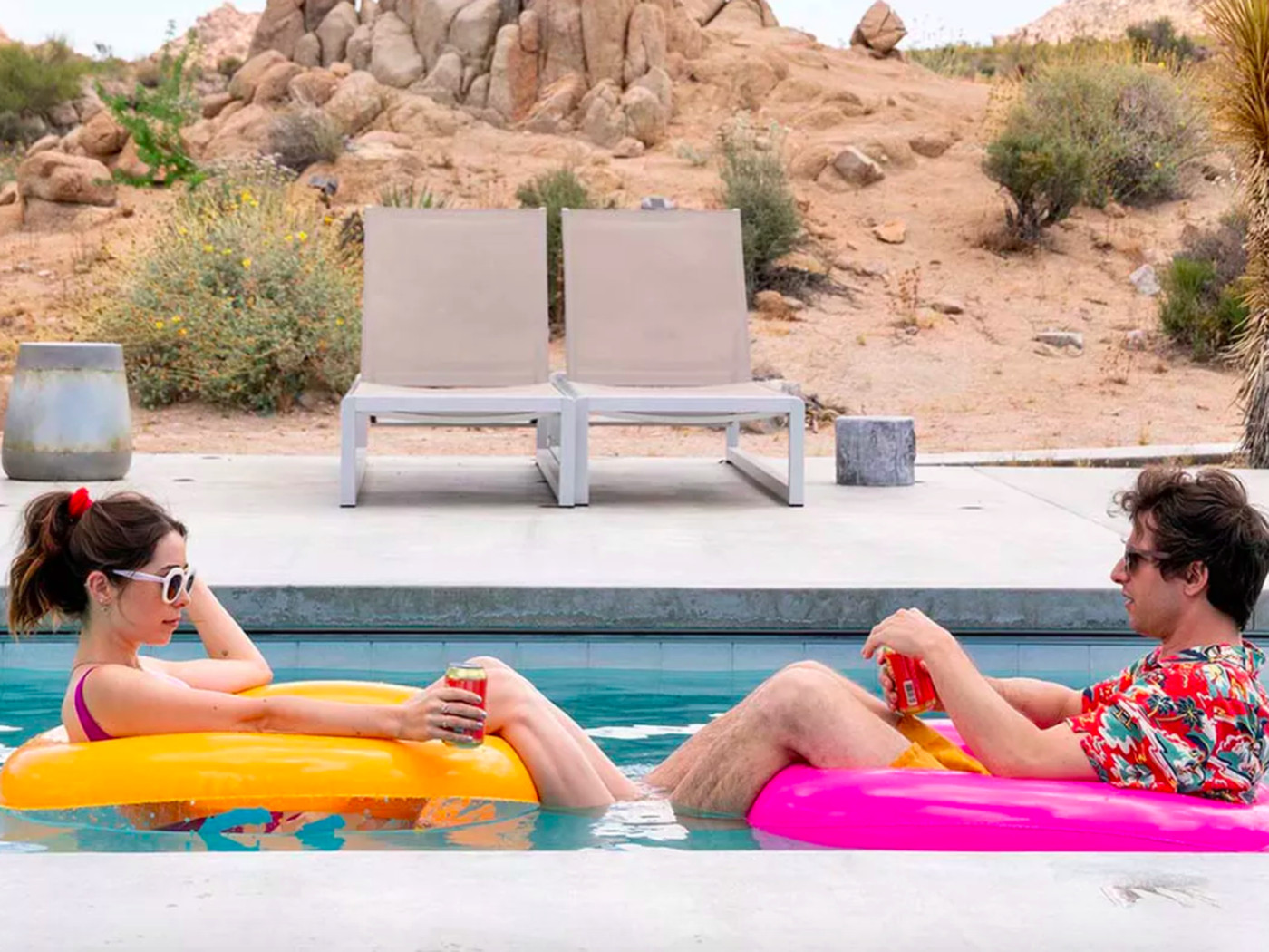 Palm Springs review: the perfect comedy for a world where nothing matters  anymore - The Verge