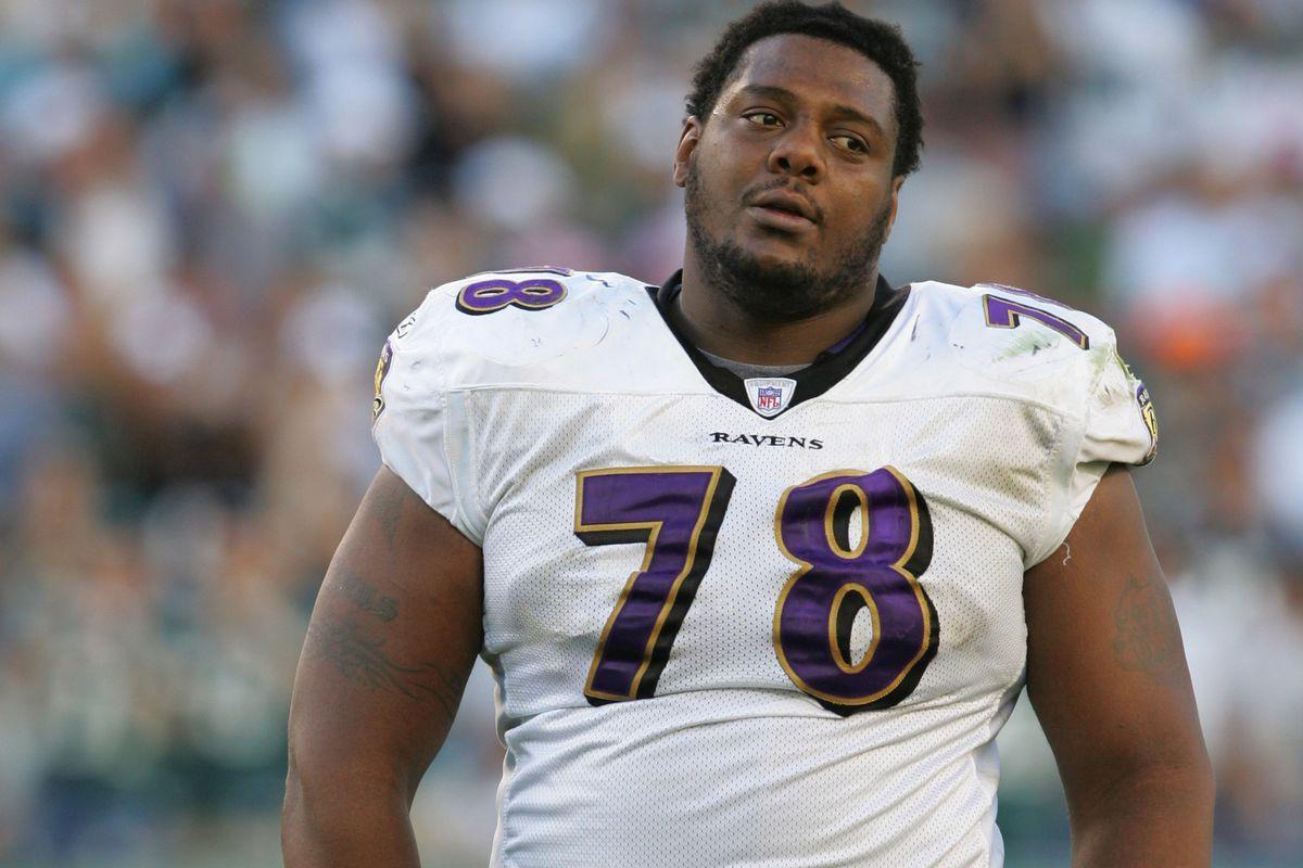 super popular 1f2e4 04dde Ravens assign rookie numbers; Orlando Brown Jr. recieves ...