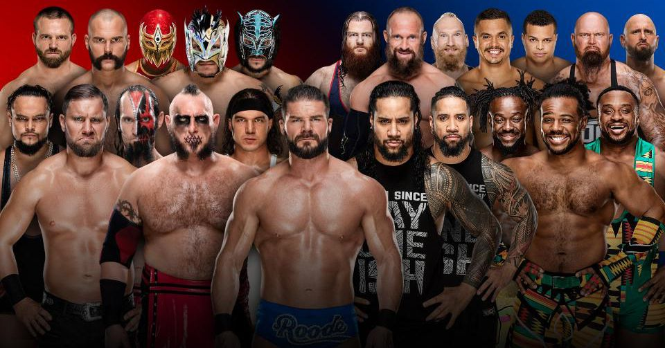 Wwe Survivor Series 2018 Live Streaming Kickoff Show