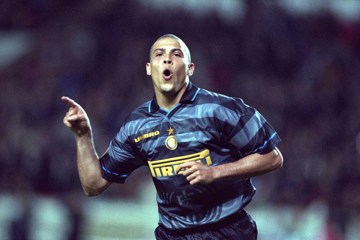 UEFA Cup Final Lazio v Inter