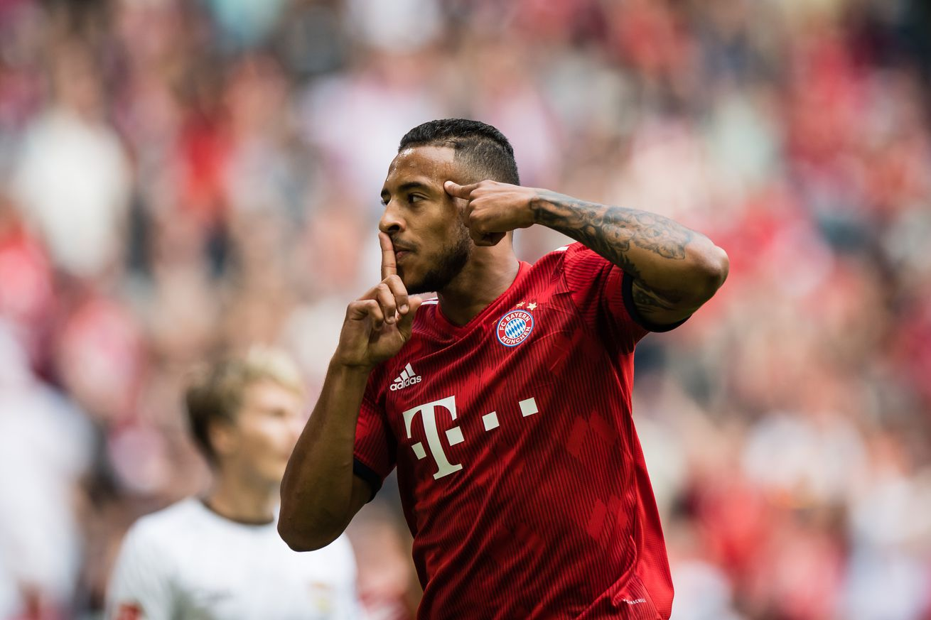 Corentin Tolisso provides update on his ACL injury