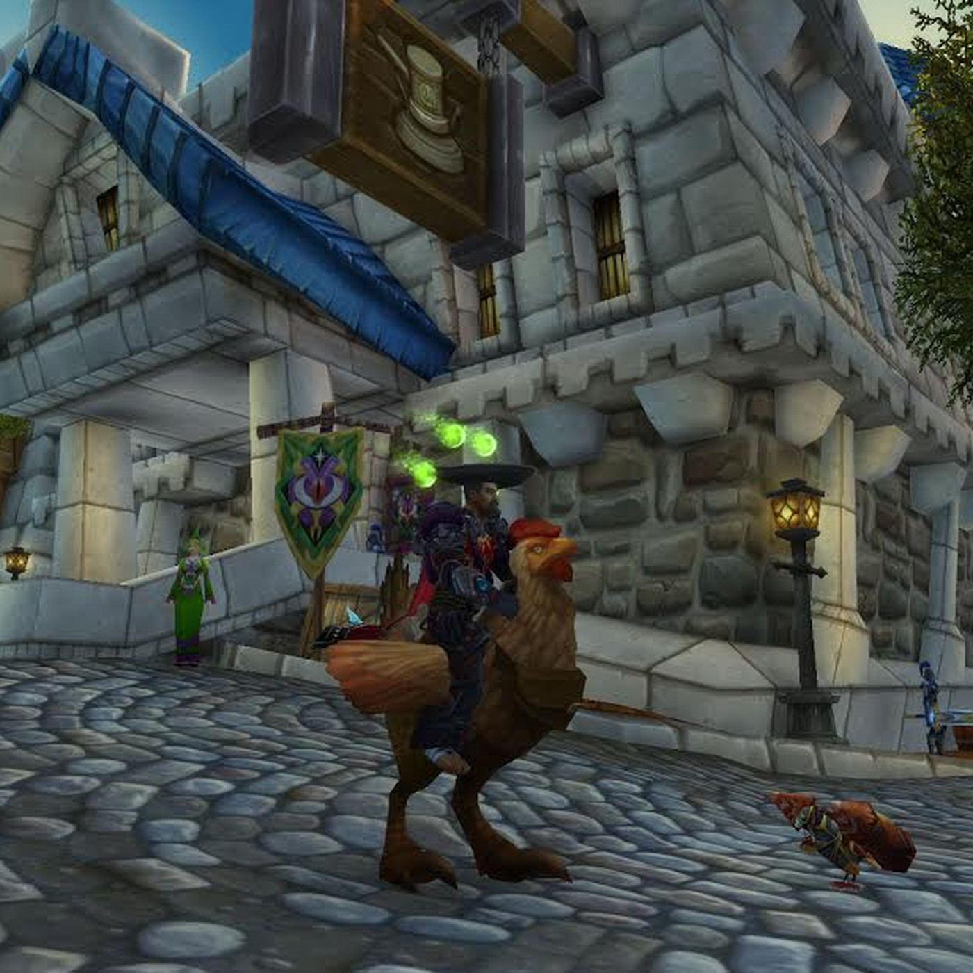 I was a Warcraft millionaire (But it's probably too late for