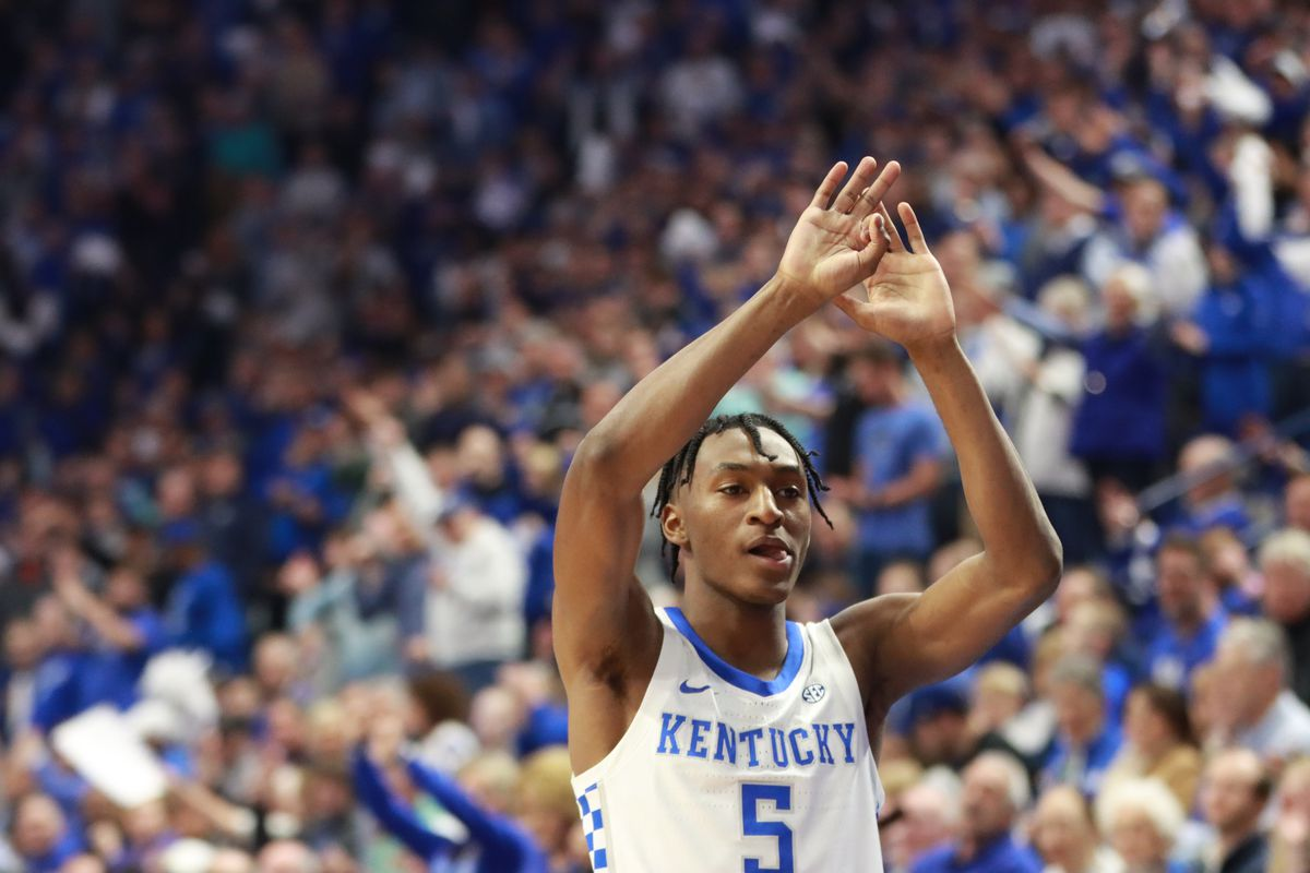 Kentucky Wildcats Basketball: Immanuel Quickley is the new Doron Lamb