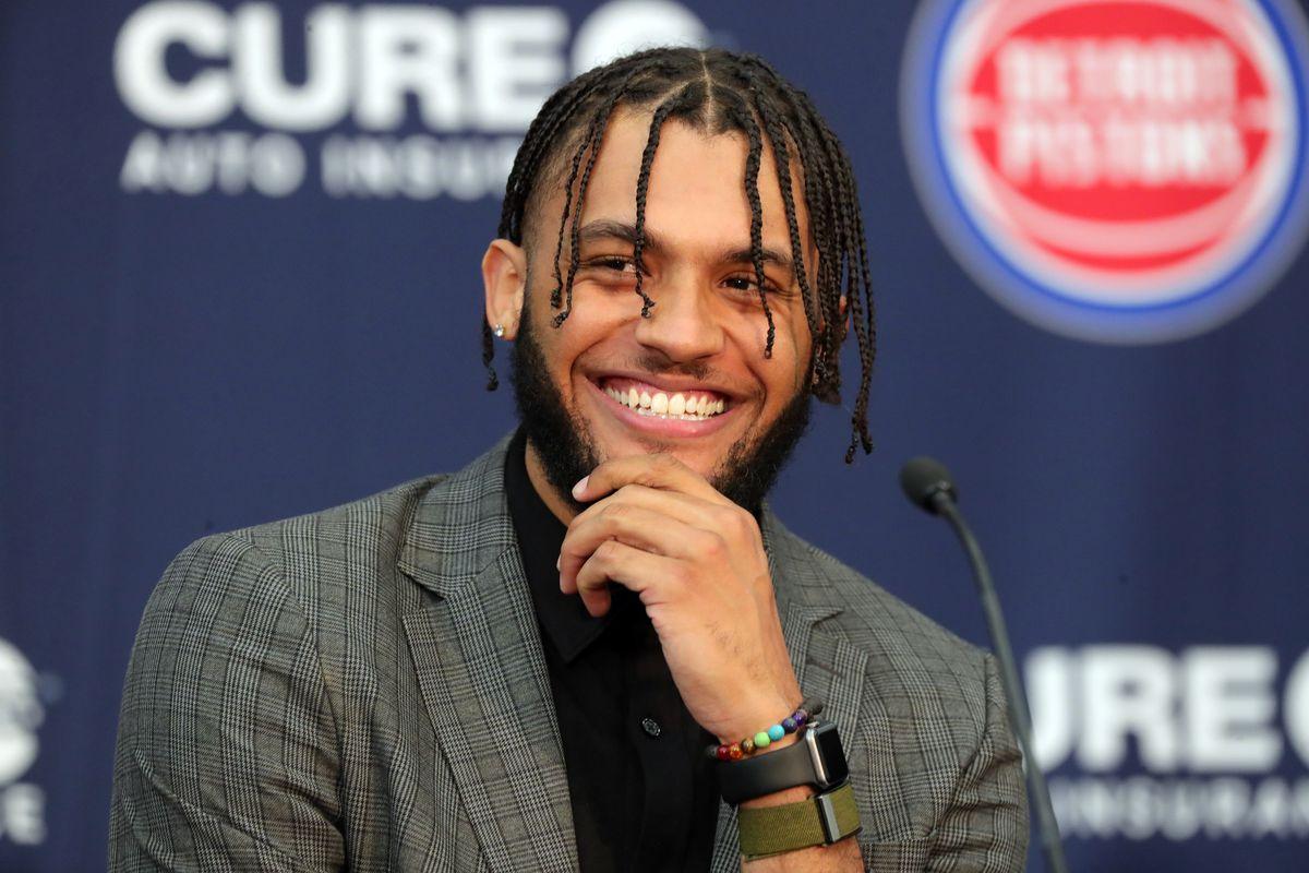 NBA: Detroit Pistons Press Conference