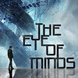 """""""The Eye of Minds"""" is by James Dashner."""
