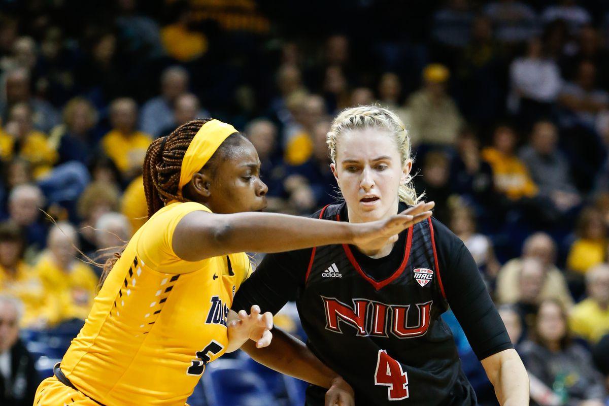 COLLEGE BASKETBALL: JAN 13 Women's - Northern Illinois at Toledo